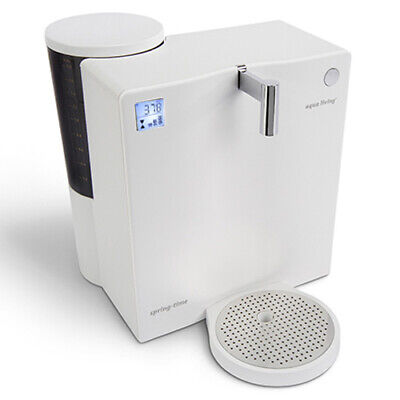 Wasserfilter Aqua Living - spring-time ® 420 weiss Filteranlage Osmose