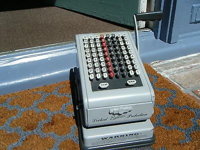 Paymaster Check Writer Series 7000, WORKS