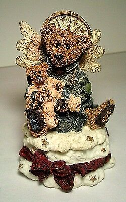 Boyds Bears Angelica the Guardian Box ~ 2E/2575 ~ REDUCED ~ NEW ~ Retired ~