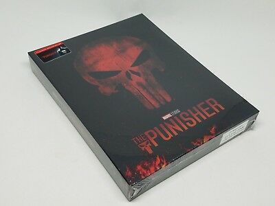 The Punisher Blu-ray SteelBook Full Slip Lenticular Filmarena Collection #82 FAC