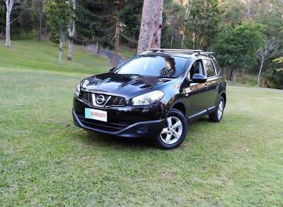 NISSAN DUALIS +2 7 SEATER 2011 AUTO 4 Cylinder   territory captiva tarago kluger