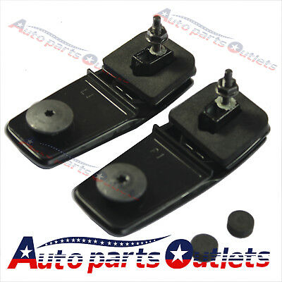 Rear Window Lift Gate Glass Hinge Kit 8L8Z78420A68 For 08-12 Ford Escape Mariner