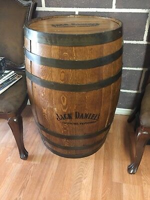 Genuine Jack Daniels barrel