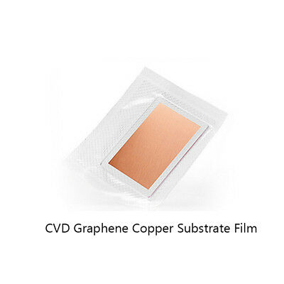 CVD Single layer Graphene Film Apply to Cell Culture/Touch Screen/Sensor