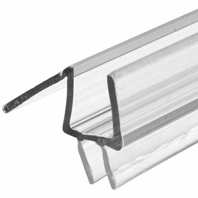 Prime-Line Products M 6258  Frameless Shower Door Bottom Seal, 3/8 in. x 36 in