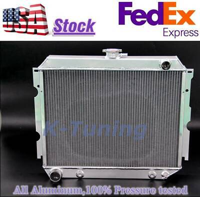 3 Row Champion Radiator For 1968-74 Dodge Plymouth Cars Lifetime Warranty