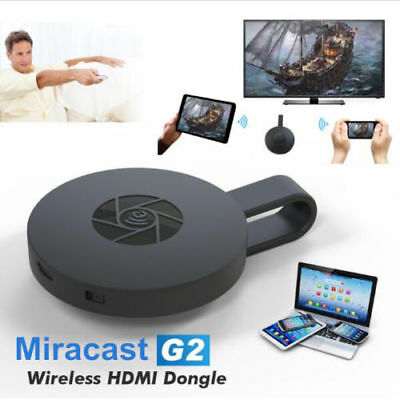 WiFi Chromecast 2 Digital HDMI Media Video Streamer Device 1080P