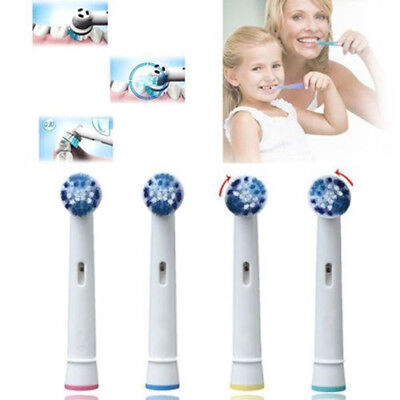 Lot 8/16PCS Electric Toothbrush Replacement Heads for Oral B Braun Precision