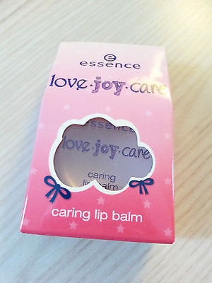 Essence Love Joy Care Limited Edition Caring lip balm 01 i care for you