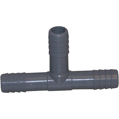"(10) 1/2"" Insert Tee Genova Products C351405 Plumbing/Irrigation Poly Pipe"