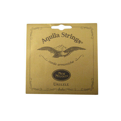 Ukulele String Aquila Nylgut Baritone Tuning Low D Single 4Th String - 22U