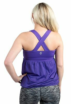 Mumberry Maternity Tank with Pregnancy Belly Support