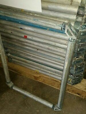 """Newman Roller Frames 23x31 OD, 1 1/2"""" roller, USED, price is each"""