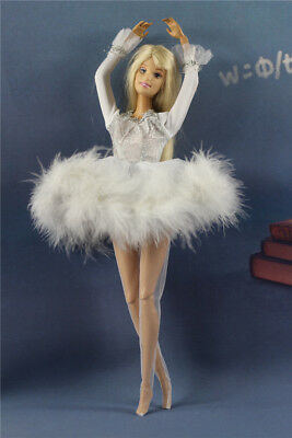 1 Set Fashion Handmade Princess Dress Ballet Clothes for 11.5in.Doll L117