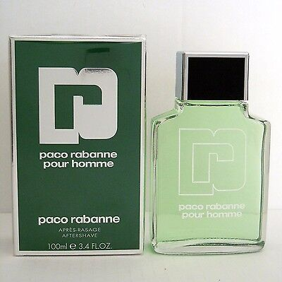 PACO RABANNE POUR HOMME 100ml  AFTER SHAVE  NEU Folie TOP ANGEBOT