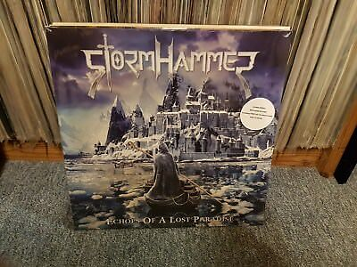 Stormhammer  – Echoes Of A Lost Paradise (Album)