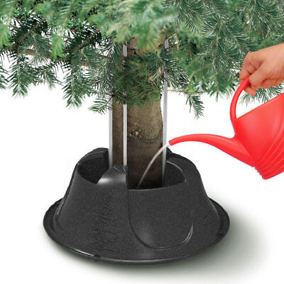 Swift Nova 8 Easy Quick Christmas Tree Display Stand Black, Trees up to 8ft/2.4m
