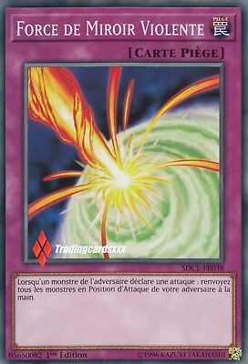 ♦Yu-Gi-Oh!♦ Force de Miroir Violente (Storming Mirror) : SDCL-FR038 -VF/Commune-