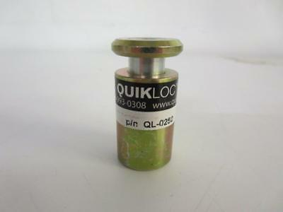 Quickloc Ql-0250 Shaft Collars 1/4""