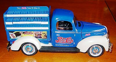 1940 Ford Pepsi-Cola Delivery Truck 1/18 Die-Cast Official Edition - New / Mint