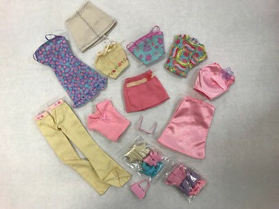 LOT 23 Mattel Barbie Doll Clothes