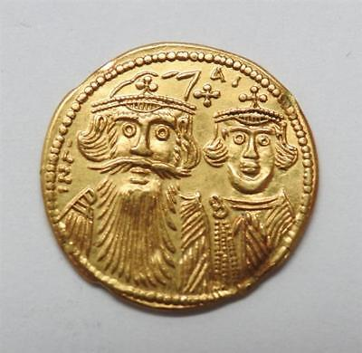 Antique Estate Victoria Conor Ancient Gold Coin