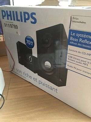 Philips MCM2150/05 70W Micro Music System COST £150.00 NEW....!!!!!