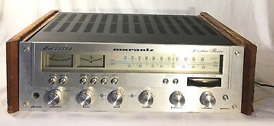 Vintage Marantz 2238B Receiver- Tested and Working!