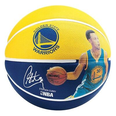 NEW Spalding Stephen Curry Signature Basketball   from Rebel Sport