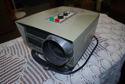 untested Vintage Technicolor 1000A Super 8 cartridge sound projector