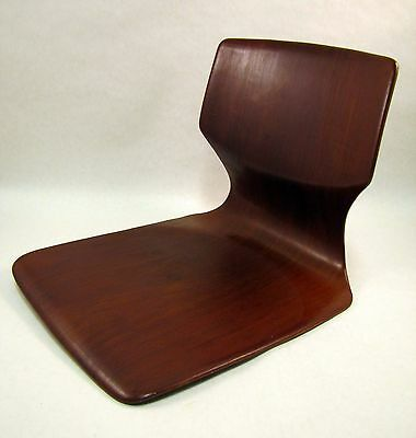 Vintage Modern PAGHOLZ PAGWOOG Mid Century BAR STOOL CHAIR SEAT Looking For Legs