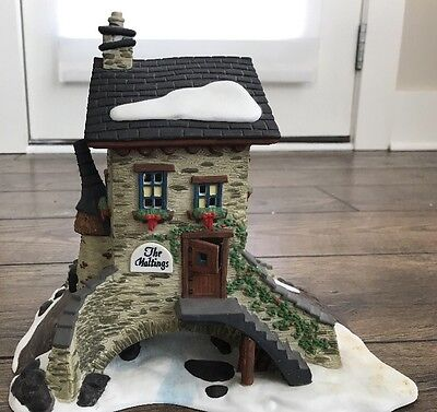 DEPT 56 DICKENS' VILLAGE The Maltings Heritage Village Collection