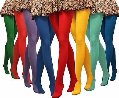 Warm Winter Tights 180 den Acrylic Size 2 - 5 New Ladies Women Tights