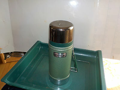 Alddin Stanley Wide Mouth Thermos A1350B 24 Oz Complete Vintage