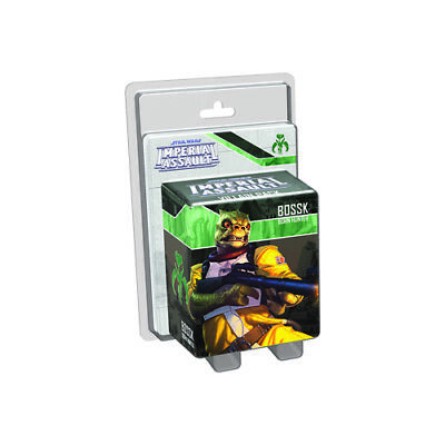 Star Wars - Imperial Assault - Bossk Villain Pack