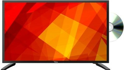 "BRAND NEW Viano 32"" (81cm) LED LCD TV BUILT IN DVD COMBO USB RECORDING, REMOTE"