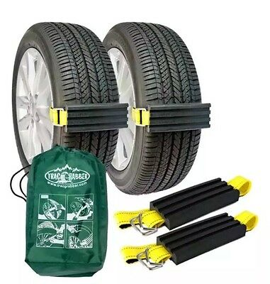 """Trac-Grabber The """"Get Unstuck"""" Traction Solution For Cars, Vans, ATV"""