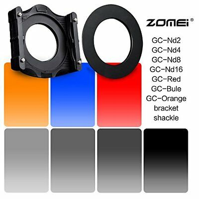 Zomei 9 in1 Square Z-PRO Series Filter Holder Support + Adapter Ring 95mm ..