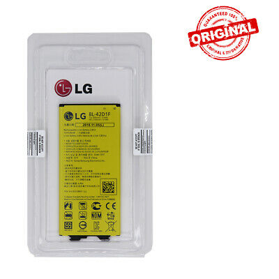 NEW Original LG Replacement Battery BL-42D1F For G5 H820 H860 H868 H960 2800mAh