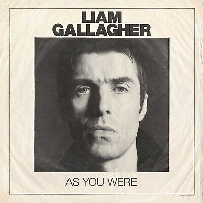 As You Were VINYL Liam Gallagher