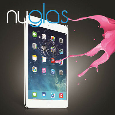 Genuine Nuglas Tempered Glass Screen Protector for the Newest iPad 5th Gen 2017