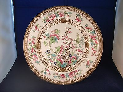 Royal Doulton Indian Tree Plate S&G Gump S.F.