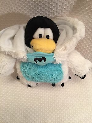 Retired Club Penguin Yeti Plush 2011 Series 11 No Coin Rare Adorable for Child