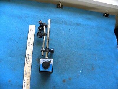 MAGNETIC SURFACE GAGE #5645 with Accessories 45 LB MAGNETIC PULL machinist tool
