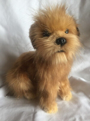 Norfolk Terrier Plush Dog Hansa 2015 with tags 4126 Portraits of Nature