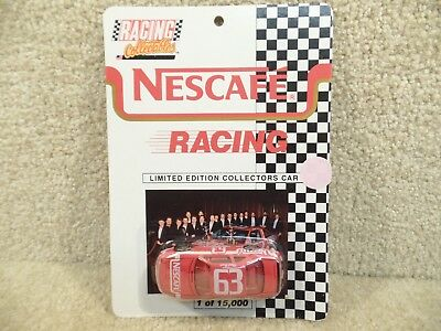 #63 Chuck Bown NESCAFE 1992 1//64th HO Scale Slot Car Decals