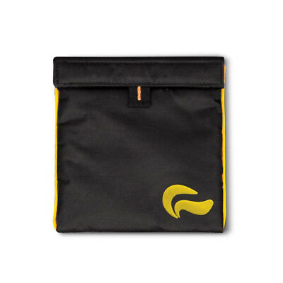 "Skunk Mr Slick 6"" Smell Proof Bag - Yellow and Black"