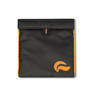"Skunk Mr Slick 6"" Smell Proof Bag - Orange and Black"