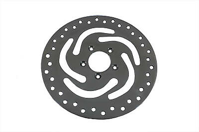 """V-Twin 23-3774 - 11-1/2"""" Dura Front Disc Slot Style"""