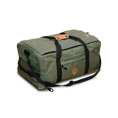 Skunk Hybrid Duffle Smell Proof Bag - Green and Black